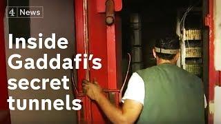 Inside Gaddafi