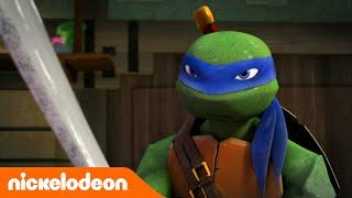 Teenage Mutant Ninja Turtles   Die ersten Kämpfe   Nickelodeon Deutschland