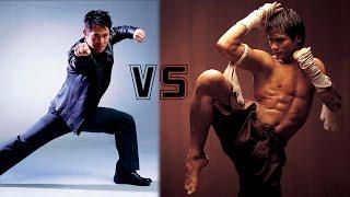 Las mejores peleas Jet Li vs Tony Jaa