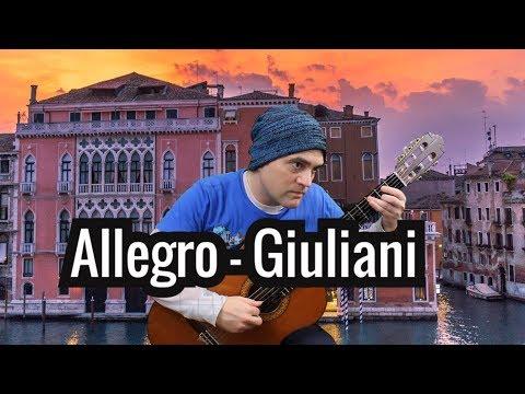 Xxx Mp4 Allegro Mauro Giuliani In Am Classical Guitar Suzuki Book 4 3gp Sex