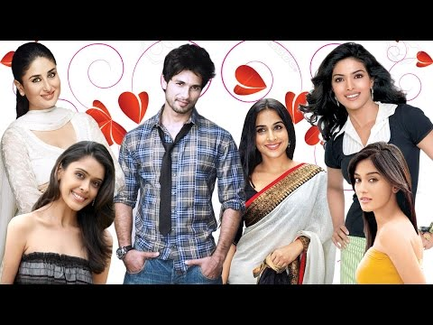 Shahid Kapoor Ex Love Affairs - Top 5 Inside Story - Bollywood Latest News