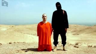 'British' Islamic State jihadi threatens more 'bloodshed' before beheading James Foley