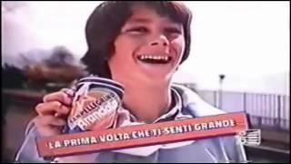 Aranciata Sanpellegrino 1984 La prima volta che ti senti grande
