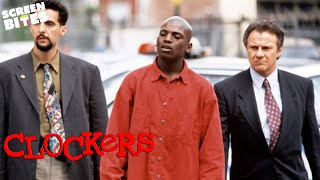 Clockers - Official Trailer (HD) Harvey Keitel, John Turturro, Delroy Lindo