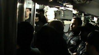 Argentina em suspenso pelo submarino desaparecido