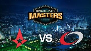 Astralis vs. compLexity - Nuke - Group A - DreamHack Masters Las Vegas 2017