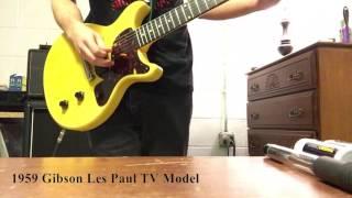 Gibson Les Paul Junior TV Yellow 1959