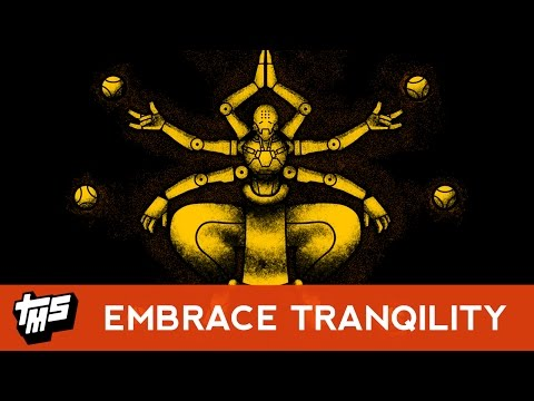 Embrace Tranquility [Overwatch Shirt]