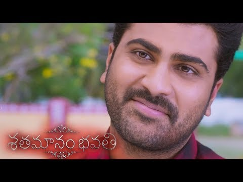 Sharwanand's plan to unite indraja and her brother - Shathamanam Bhavathi