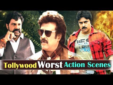 Xxx Mp4 Tollywood Worst Ever Action Scenes Telugu Movies 3gp Sex