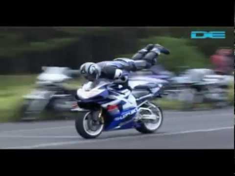 Stunt Days motocykle