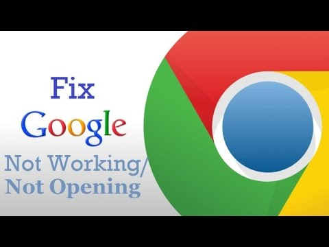 Fix - Google Search Doesn't Work in Chrome Browser