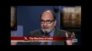 Saeed Naqvi Indian Muslim lucky to be living with Hindus