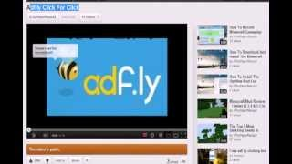 Most Effective Ways To Earn Money With Adf.ly