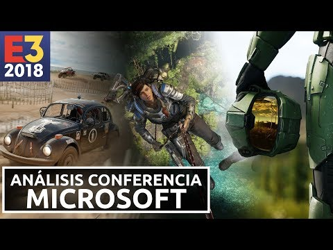 Xxx Mp4 Análisis Conferencia Microsoft E3 2018 3GB 3gp Sex