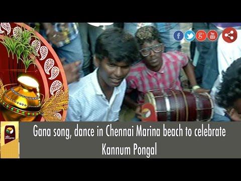 Xxx Mp4 Gana Song Dance In Chennai Marina Beach To Celebrate Kannum Pongal 3gp Sex