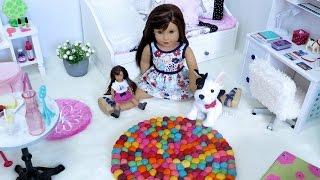 American Girl Doll Grace's Bedroom