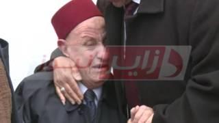 بكاء بحرقة على فراق الحاج محمد الطاهر الفرقاني