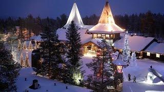 Finlandia: Helsinki y Rovaniemi (Aurora Boreal, Santa Claus y mucha nieve)