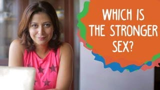Which is the Stronger Sex? | Whack