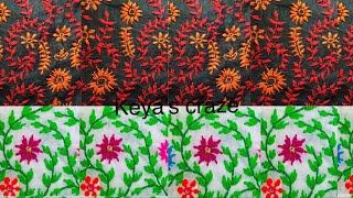 Hand embrodiary design | Gorgeous kameez | Keya's craze | hand embroidery-92