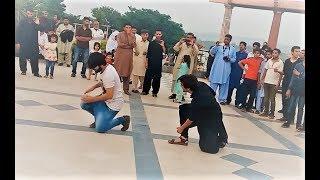 Best pushto attan at lake view park islamabad