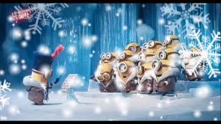 jingle bell- Minions For Christmas e Il Magico Natale -Il Menestrello Sognatore . R@F