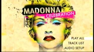 Madonna - Intro To Celebration DVD - 2009 - Papa Don't Preach - Lucky Star