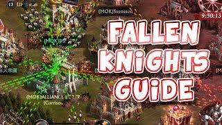Fallen Knight Guide | King Of Avalon
