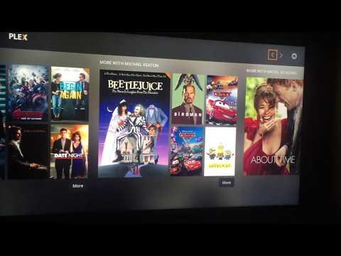 Plex Media Player on Raspberry Pi 2