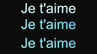 Kenny B - Parijs (Lyrics)