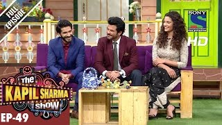 The Kapil Sharma Show - दी कपिल शर्मा शो–Ep-49–Team Mirzya in Kapil's Show–8th Oct 2016