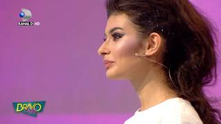 Bravo, ai stil! - Marisa, protagonista unui videoclip! Goala, in pat...! Imagini WOW