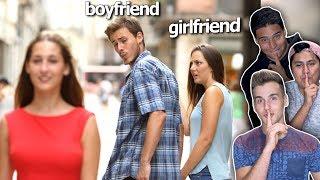Things Guys Do When Girls Aren