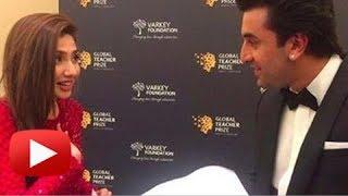 Ranbir Kapoor REACTS To Mahira Khan DATING Controversy