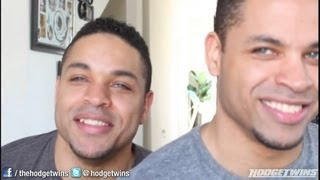 Being Too Wet Turn Off For Men??? @hodgetwins