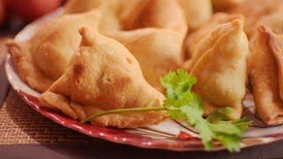 Samosa Recipe | How to Make Samosa in Nepali Style