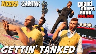 GTA 5 Online - Gettin