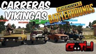 CARRERAS VIKINGAS EN PUBG! en Español - GOTH
