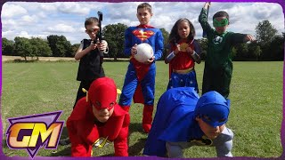 The Super Hero Olympics