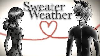 「Miraculous Ladybug」 - Sweater Weather -  【AMV】ᴴᴰ