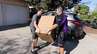Movi Pro Delivery!