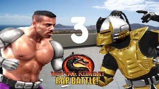 Mortal Kombat - EPIC RAP BATTLE 3