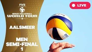 Aalsmeer 1 -Star 2017 - Men semi final 1 - Beach Volleyball World Tour