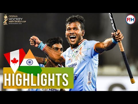Xxx Mp4 Canada V India Odisha Men 39 S Hockey World Cup Bhubaneswar 2018 HIGHLIGHTS 3gp Sex