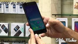 OPPO A37 BLACK COLOR FULL REVIEW AND UNBOXING