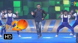 Dhee Juniors Team - Brahmandam Scenes - Dance Performance in Nalgonda ETV @ 20 Celebrations