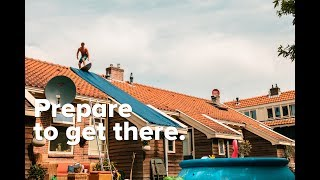 Protest - Prepare To Get There - Rooftop Surfing