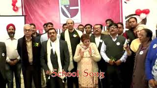 De Nobili School Song (DNS SONG)