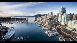 DU LỊCH CANADA ...THÀNH PHỐ VANCOUVER ...HÌNH ẢNH...